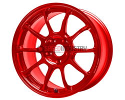Picture of Volk ZE40 Red 18x9.5 +43 5x100