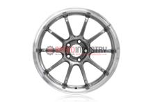 Picture of Advan Racing RS-DF Progressive 18x9.5 +40 5x100 Machining & Racing Hyper Black Finish