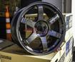 Picture of Volk TE37 Saga 17x9.5 +45  5x100 Diamond Dark Gunmetal