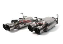 Picture of Perrin Brushed Cat-Back Exhaust Subaru STI/WRX