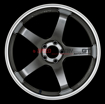 Picture of Advan Racing GT 19x9.5 +45 5x100 Machining and Racing Hyper Black