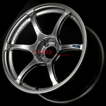 Picture of Advan Racing RGIII 18x9.5 +45 5x100 Racing Hyper Black
