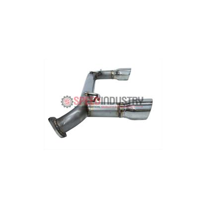 Picture of Berk Dual Tip Muffler Delete FRS/86/BRZ (BT8610)