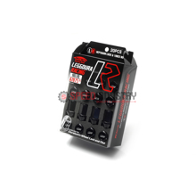 Picture of Project Kics Leggdura Racing Lug Nuts  Black