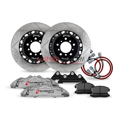 Picture of R1 Concepts Big Brake Kit - Front(330mm/6 Piston)