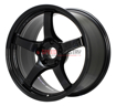 Picture of Gram Lights 57CR 19x9.5 +45 5x100 Glossy Black