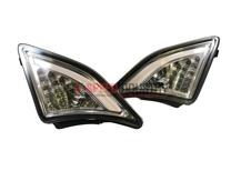 Chrome/Clear LED Signal Corner Lights 2012-2015 FRS