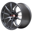 Picture of Gram Lights 57Transcend Overseas17x9 5x100 +40 Matte Graphite and Machining