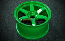 Picture of Volk Racing TE37SL 18x9.5 5x100 +40 GT - Green