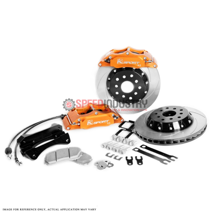 KSport ProComp Front 6 Piston Big Brake Kit