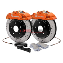 KSport ProComp Front 8 Piston Big Brake Kit