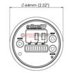 Turbosmart Eboost2 60mm Boost Controller