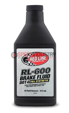 Red Line RL-600 Brake Fluid