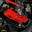 Blox Racing Rear Lower Control Arms Red