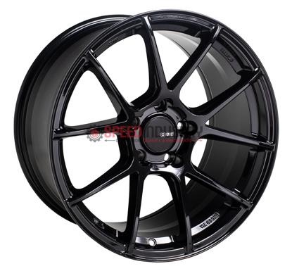 Picture of Enkei TSV 17x9 5x100 +45 Gloss Black