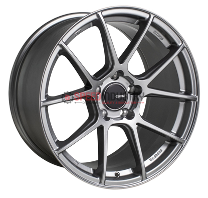 Picture of Enkei TSV 17x8 5x114 +35 Storm Grey