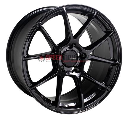 Picture of Enkei TSV 17x9 5x114 +40 Gloss Black