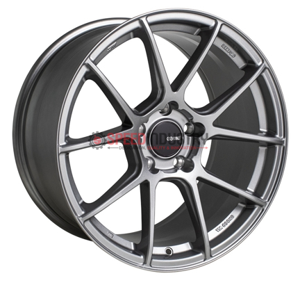 Picture of Enkei TSV 17x9 5x114 +40 Storm Grey