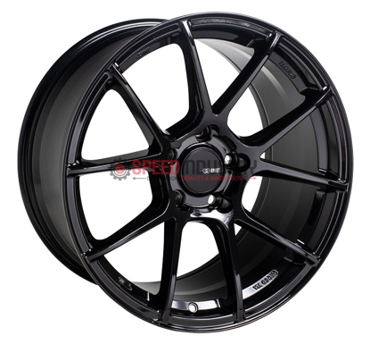 Picture of Enkei TSV 18x8 5x114 +35 Gloss Black