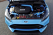 Picture of Mishimoto Wrinkle Nitrous Blue  Air Intake  2016+ Focus RS