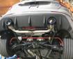 Picture of Injen Catback Exhaust w/ Burnt Titanium Tips Focus RS 2016+