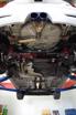 Picture of Injen Catback Exhaust w/ Burnt Titanium Tips Focus ST 2013+