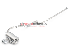Picture of Borla S - Type Catback Exhaust Focus ST 2013 + - 140504