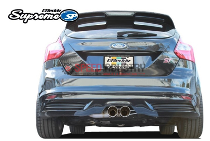 Picture of GReddy Supreme SP Catback Focus ST 2013+