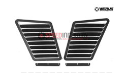 Picture of Verus Ford Focus RS / ST Hood Louver Kit Raw