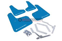 Picture of Rally Armor Nitrous Blue Mud Flap Set ST/RS 13+