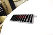 Picture of Verus Hood Louver kit NON GT Spec hood Black - Mustang 15+