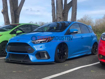 Picture of Verus Street Front Splitter Focus RS 15+