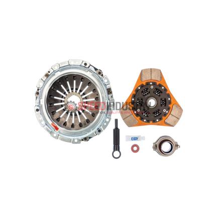 Picture of EXEDY HD Stage 2 Cerametallic Clutch Kit STI 04+ - 15951HD