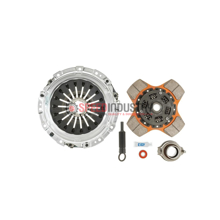 Picture of EXEDY 4 puck Stage 2 Cerametallic Clutch Kit STI 04+ - 15951P4