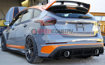Picture of Verus Rear Diffuser Focus RS 16+