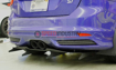 Picture of Verus Rear Diffuser Focus ST 13+