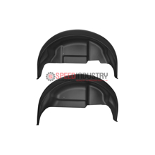 Picture of Husky Liners Rear Wheel Well Guards Ford Raptor 17+