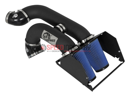 Picture of aFe Magnum FORCE Stage-2 Dual Intake Black Raptor 17+
