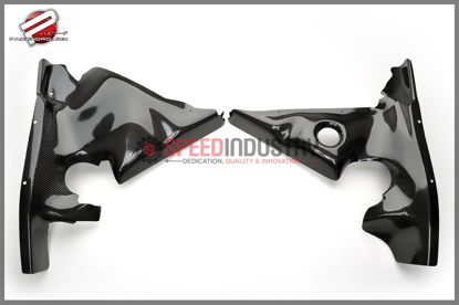 Picture of Password JDM Dry Carbon Fiber Engine Compartment Covers