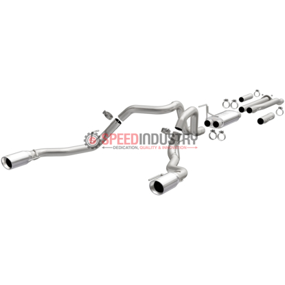 Picture of MagnaFlow SYS Dual Exit Catback Exhaust Raptor 17+ - 19346