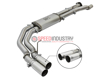 Picture of aFe Rebel Side Exit Catback Exhaust Raptor 17+ - 49-43091-P