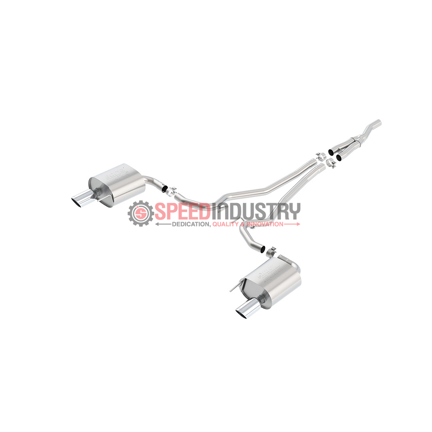 Picture of Borla ATACK Catback Exhaust Mustang 15+ - 140585