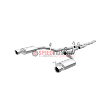 Picture of MagnaFlow Dual Exit Street Catback Exhaust Mustang 15+ - 19097