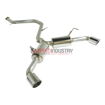 Picture of Remark Carbon Tip cover Catback Exhaust C-HR 17+ - RK-C2063T-02C