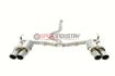 Picture of Remark AntSpec Catback Exhaust W/ Resonator STI / WRX 15+  - RK-C2076S-01C