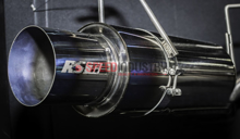 Picture of GReddy Revolution RS Titanium Exhaust--10118509