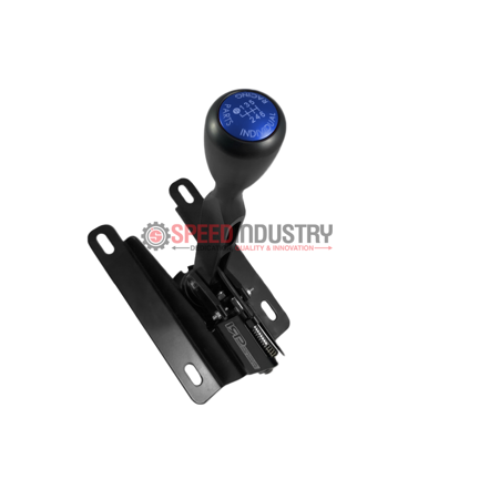 Picture of IRP V3 Short Shifter with Blue Lock Out Button