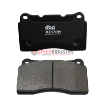 Picture of DBA XP+735 REAR Circuit Performance Brake Pads - FRS/BRZ/86 VENTED REAR DISC - DB1789XP+