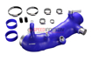 Picture of Tomei Silicone Turbo Inlet Hose Blue STi 04-19