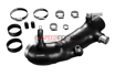Picture of Tomei Silicone Turbo Inlet Hose Black STi 04-19